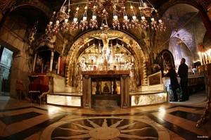 crucifiction-altar-in-jerusalem