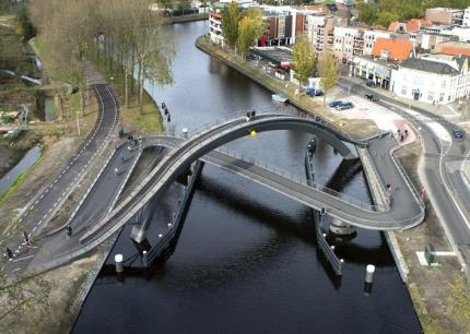 melkwegbridge-purmerend-netherlands-slideshare